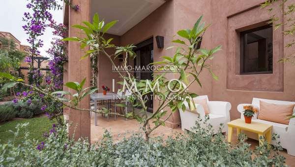 Vente villa Marrakech programme neuf