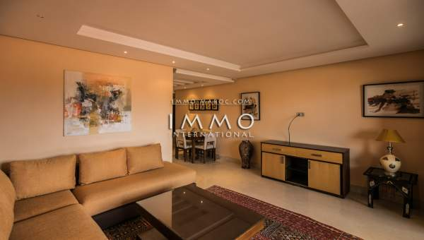 Vente appartement Contemporain prestige Marrakech Centre ville