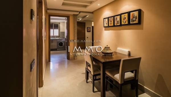 Appartement à vendre Moderne biens de prestige Marrakech Centre ville