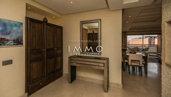 Achat appartement Moderne luxe Marrakech Centre ville