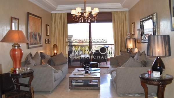 Vente appartement Contemporain Marrakech Hivernage