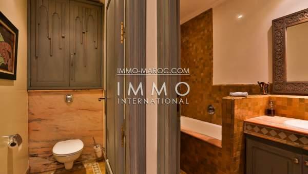 Appartement à vendre Contemporain Marrakech Palmeraie