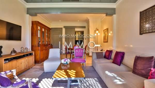 Vente appartement Moderne Marrakech Palmeraie