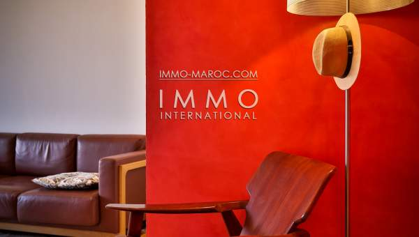 Vente appartement Moderne Marrakech Hivernage