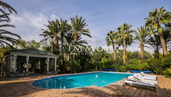 acheter maison Marocain Marrakech