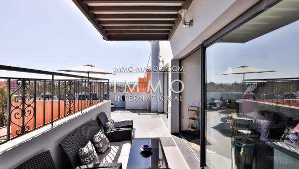 Achat appartement Moderne Marrakech Hivernage