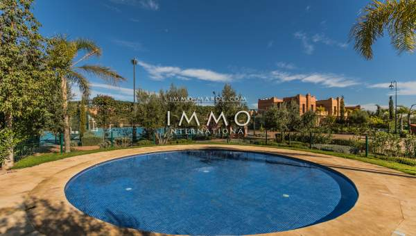 Appartement à vendre Contemporain Marrakech Extérieur Route Ourika