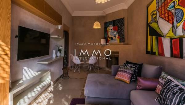 acheter appartement Contemporain Marrakech Extérieur Route Ourika