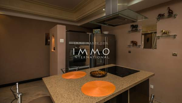 acheter appartement Moderne Marrakech Hivernage
