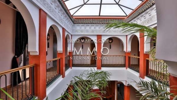 Maison à vendre Marocain Marrakech Extérieur