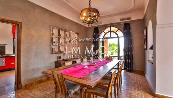 Villa à vendre Marocain Marrakech Extérieur