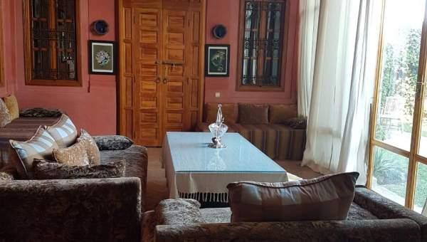 acheter maison Marocain épuré Marrakech Centre ville Agdal - Mohamed 6