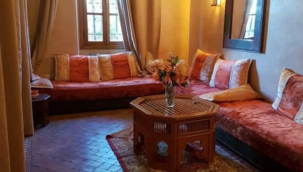 Vente villa Marocain épuré Marrakech Centre ville Agdal - Mohamed 6