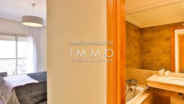 A vendre belle appartement de standing neuf au finition exceptionnel avec piscine