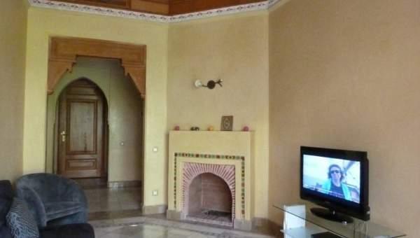 Achat appartement Zone Immeuble Marrakech Palmeraie