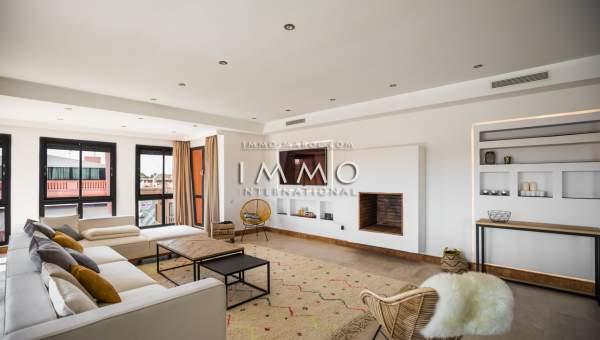 Achat appartement Moderne propriete luxe marrakech à vendre Marrakech Hivernage