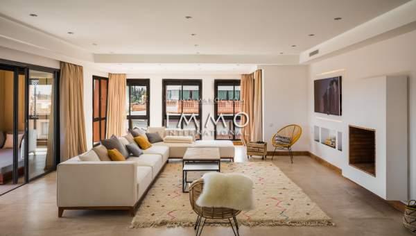 acheter appartement Contemporain de prestige Marrakech Hivernage