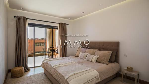 Achat appartement Contemporain propriete luxe marrakech à vendre Marrakech Hivernage
