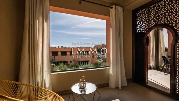 acheter appartement Moderne luxe Marrakech Hivernage