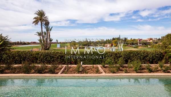 Maison à vendre Marocain agence immobiliere de luxe marrakech Marrakech Golfs Amelkis