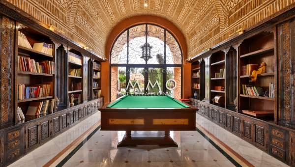 villa achat Marocain immobilier de luxe marrakech Marrakech Palmeraie Circuit Palmeraie