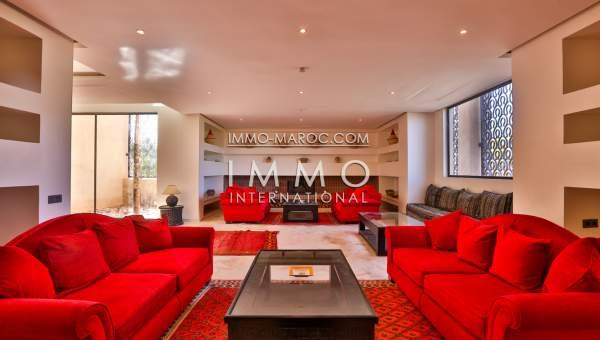Villa à vendre Marocain haut de gamme Marrakech Palmeraie