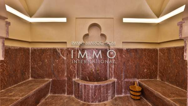 Vente villa Marocain prestige a vendre Marrakech Palmeraie