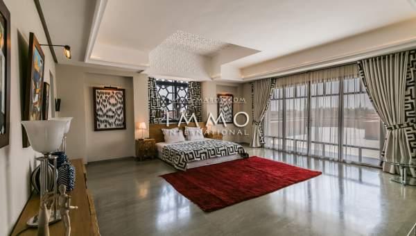 Villa à vendre Contemporain Marrakech Golfs Amelkis