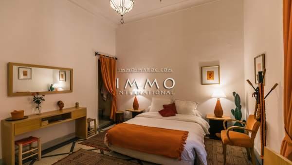 acheter maison Marocain épuré Marrakech