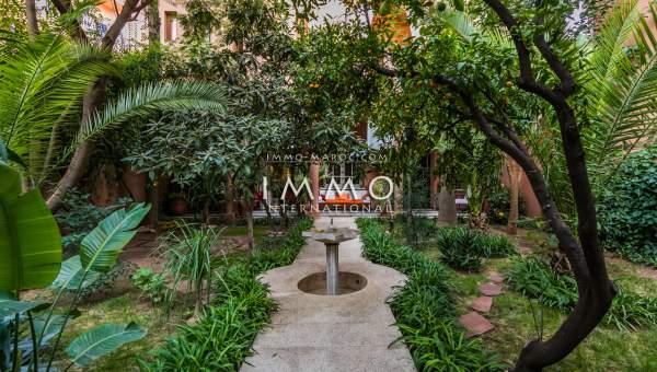 Vente maison Marocain épuré Marrakech