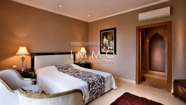 villa achat Marocain épuré immobilier de luxe marrakech Marrakech Extérieur Route Amizmiz