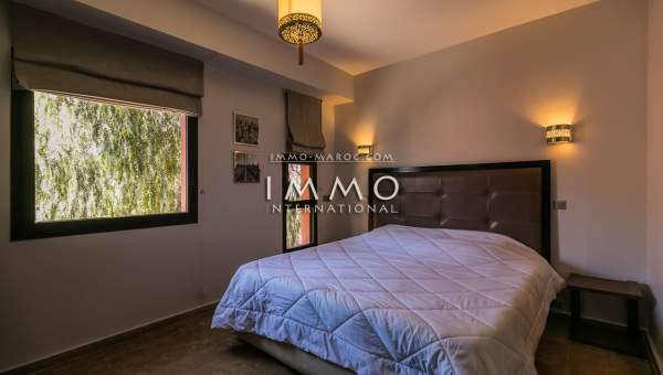 appartement vente Moderne Marrakech Golfs Amelkis