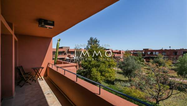 Vente appartement Contemporain Marrakech Golfs Amelkis