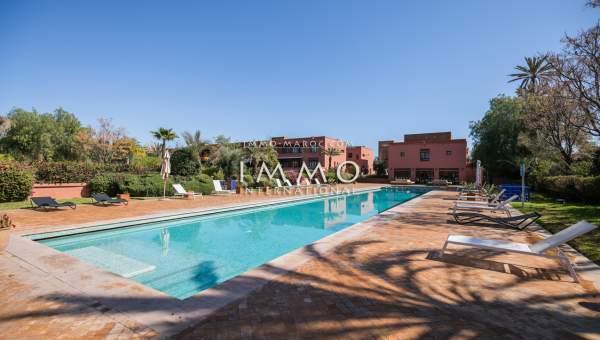 Appartement à vendre Moderne Marrakech Golfs Amelkis