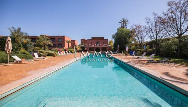 Vente appartement Moderne Marrakech Golfs Amelkis