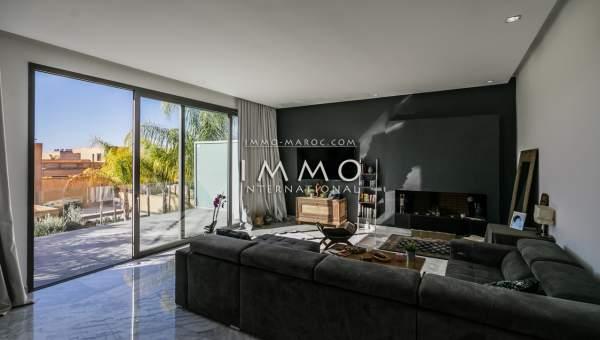 Appartement à vendre Moderne Marrakech Extérieur Route Fes