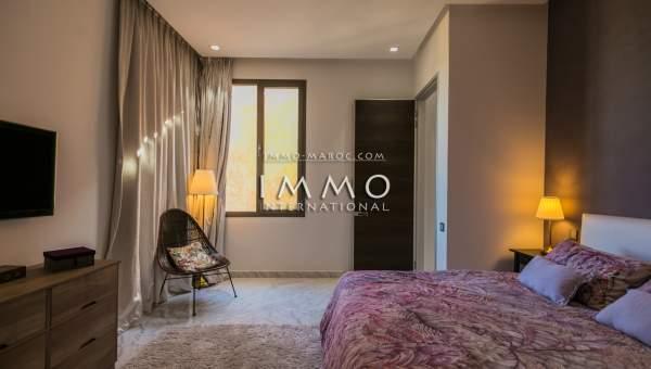 Vente appartement Contemporain Marrakech Extérieur Route Fes
