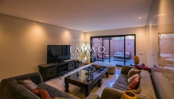 acheter appartement Contemporain Marrakech Hivernage