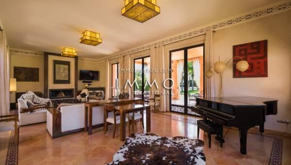 Villa à vendre Contemporain Marrakech Extérieur Route Sidi Abdellah Ghiat