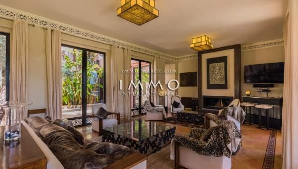 acheter maison Moderne Marrakech Extérieur Route Sidi Abdellah Ghiat