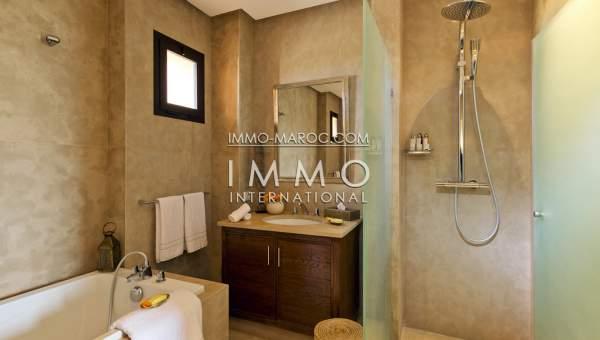 Maison à vendre Contemporain luxe Marrakech Golfs Al Maaden