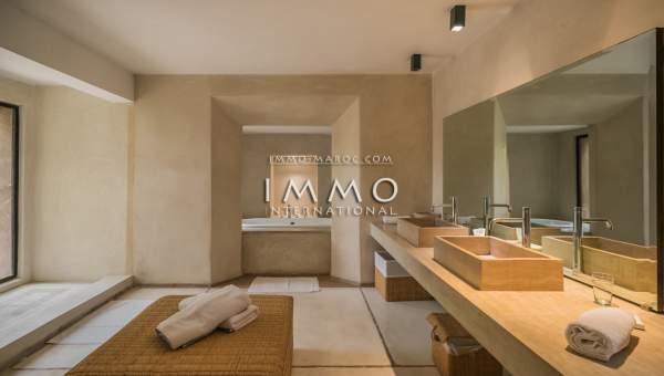 villa vente Moderne immobilier luxe à vendre marrakech Marrakech Palmeraie