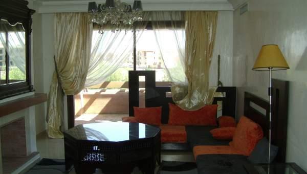 Vente appartement Marocain épuré Marrakech Centre ville Agdal - Mohamed 6