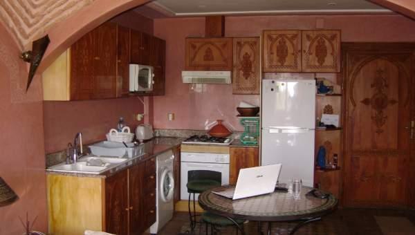 Vente appartement Marocain Marrakech Centre ville Guéliz