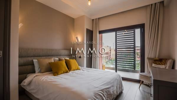 Achat appartement Contemporain Marrakech Centre ville Guéliz