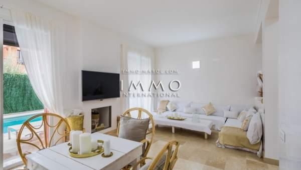 appartement vente Moderne Marrakech Extérieur Route Ourika