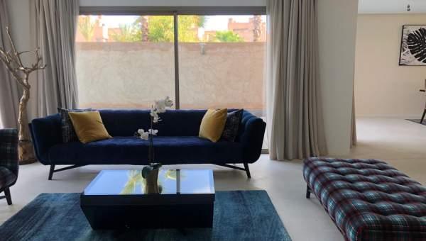 Location maison Contemporain Marrakech Golfs Autres golfs Centre ville Agdal - Mohamed 6