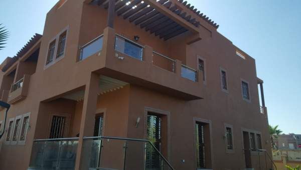 Achat villa Marocain épuré Marrakech