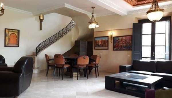 Maison à vendre Marocain épuré Marrakech