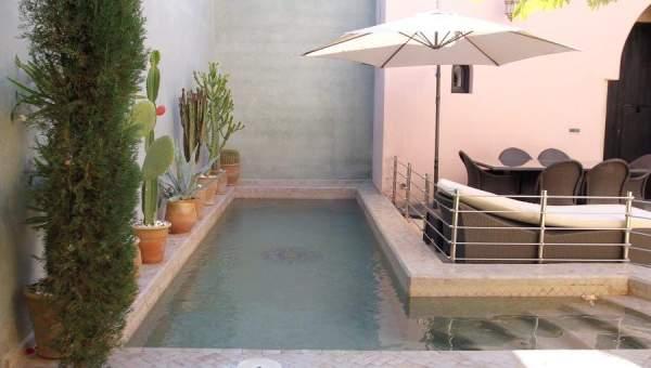 Vente maison Marocain épuré Marrakech Palmeraie Circuit Palmeraie